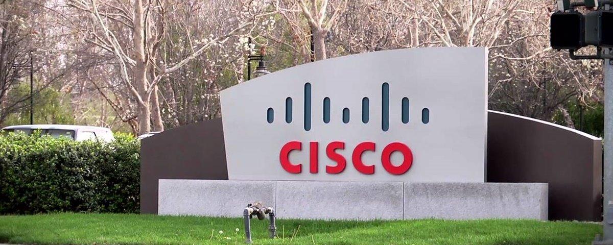 A Cisco Systems reportou uma receita trimestral acima do esperado por Wall Street